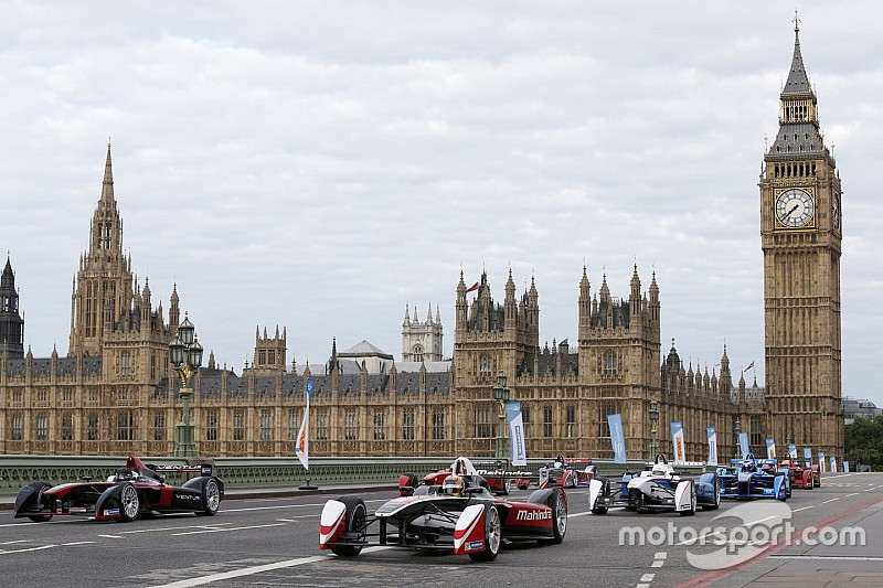 Visa Europe becomes title sponsor for Formula E London ePrix championship finale