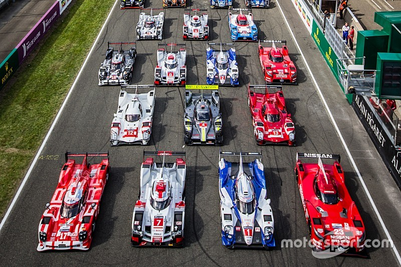 Le Mans 24 Hours Test Day: Epic LMP1 battle begins