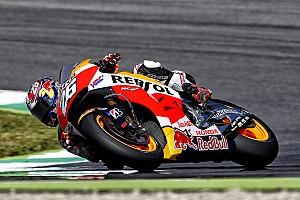 MotoGP Résumé de qualifications Pedrosa en progrès, malgré l'absence de nouveautés techniques