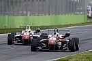 Rosenqvist completa el hat-trick en una carrera acortada en Monza