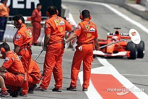 Formule 1 Actualités Il y a 10 ans - Craintes sur les ravitaillements après l'incident de Schumacher