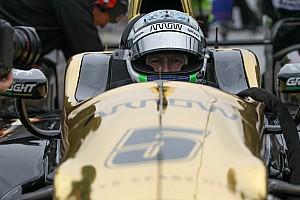 IndyCar Noticias Briscoe y Mann volverán a IndyCar a partir de Texas
