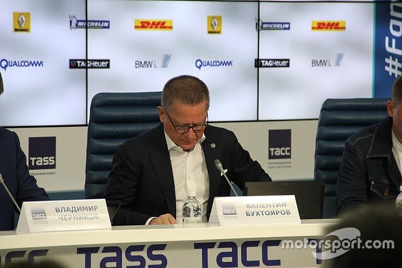 Бухтояров: Идею проведения Формулы Е мне подсказал сын