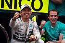 Росберг: Эмоции от третьей победы в Монако не сравнить с прежними