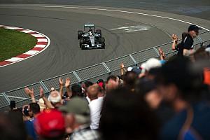 F1 Noticias de última hora Lewis Hamilton marca el mejor tiempo en la P2 de Montreal