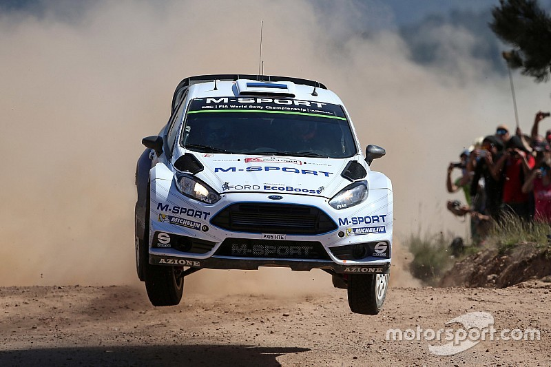 M-Sport look to capitalize on the Italian Isle