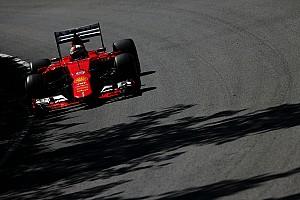 F1 Reporte de calificación Vettel espera sumar algunos puntos en la carrera