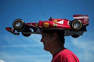 Formula 1 Results Canadian GP: Starting grid