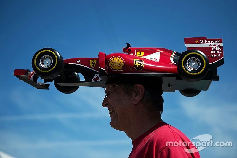 Canadian GP: Starting grid