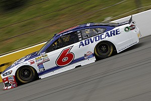 ARCA Race report Trevor Bayne wins ARCA race at Pocono