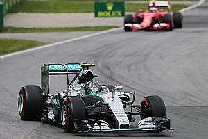 Formule 1 Résumé de course Rosberg bon joueur après sa seconde place