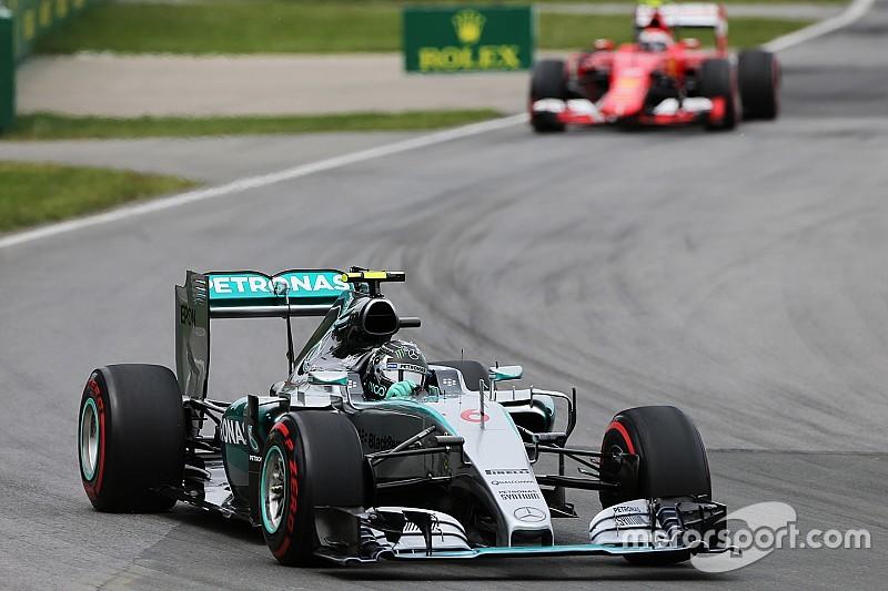 Rosberg bon joueur après sa seconde place