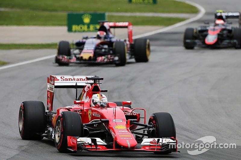 Vettel s'est amusé mais n'est pas entièrement satisfait