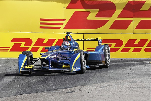 Formula E e.Dams-Renault is now preparing for  the final charge!