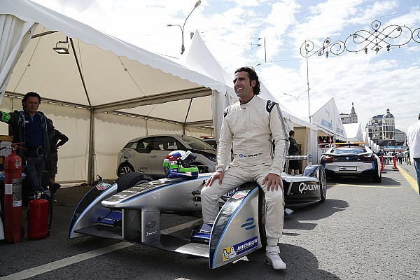 Formule E Vidéo - Dario Franchitti essaie la Formule E