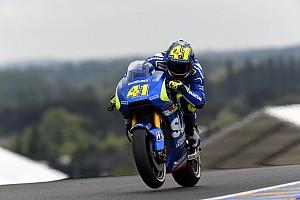 MotoGP Preview Suzuki annonce l'arrivée d'une évolution moteur