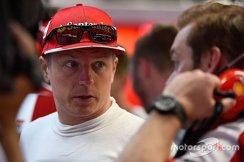 Ferrari não procura substituto para Raikkonen... por enquanto
