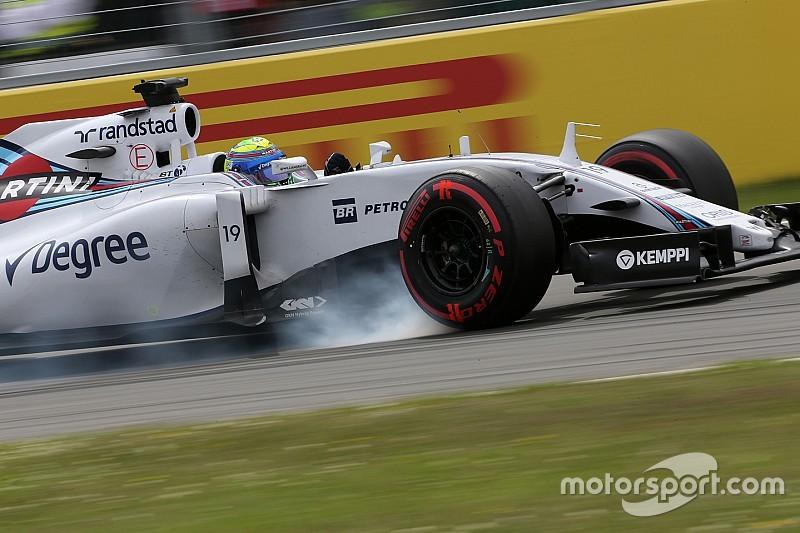 "Massa  - ""Williams vit un moment décisif"""