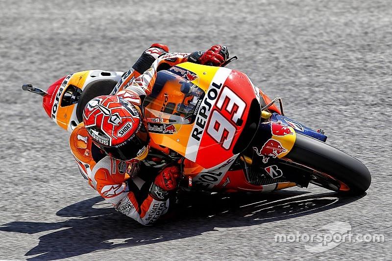 Маркес задал темп на Гран При Каталонии
