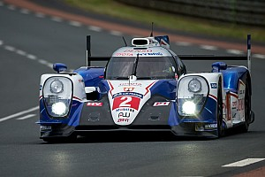Le Mans Qualifying report Toyota starts from row four at Le Mans
