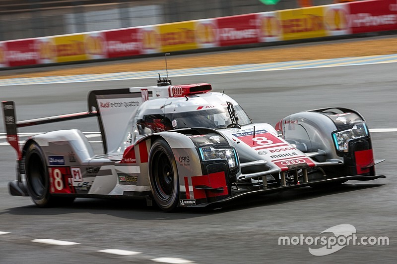 audi ready for the 24 hours of le mans. Black Bedroom Furniture Sets. Home Design Ideas