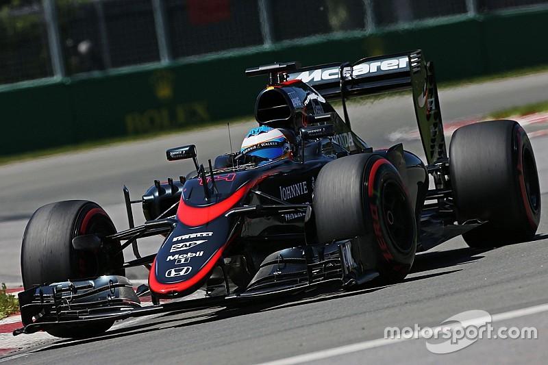 McLaren надеется успеть с новым обтекателем к гонке в Австрии