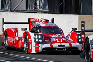 Le Mans Noticias Porsche se va al liderato