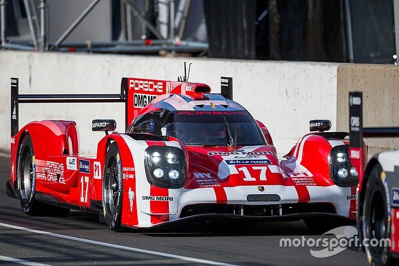 Porsche se va al liderato