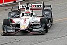 Triplé Penske avec Power en pole devant Pagenaud et Montoya!
