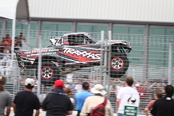 Offroad Sheldon Creed leads SST into Toronto