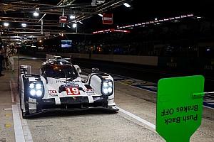 24 heures du Mans Résumé de course H+9 - Porsche et Hulkenberg en tête, Webber pénalisé