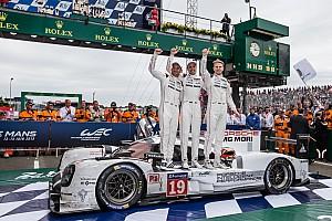 Le Mans Race report Porsche scores 17th Le Mans 24 Hours victory