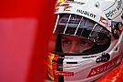 Vettel the right man for Ferrari - Marchionne