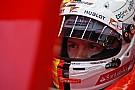 Vettel, el hombre correcto para Ferrari, dijo Marchionne