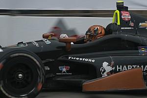IndyCar Résumé de course Newgarden salue un
