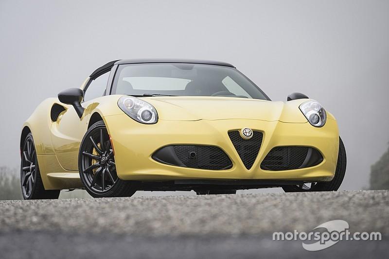 Tuesday Test Drive Alfa Romeo 4c Spider