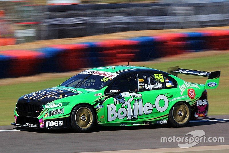 Reynolds tops record-breaking V8 practice
