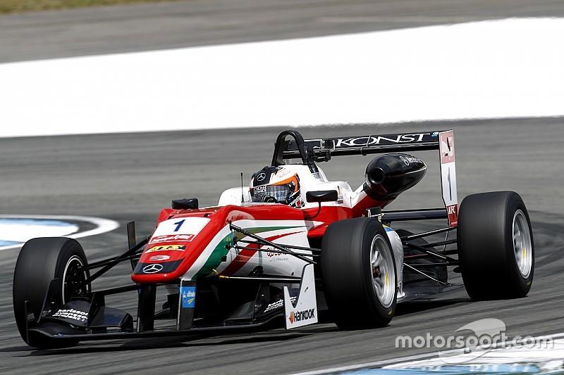 Rosenqvist asegura la pole para la primera de Spa
