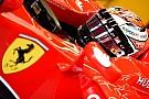 Räikkönen a détruit un pneu supertendre