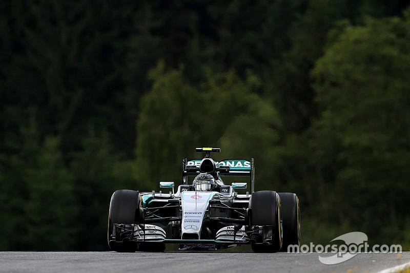 Rosberg wary of Ferrari threat