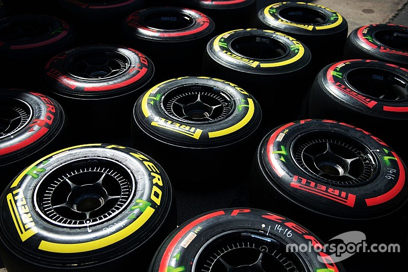 В Pirelli удивлены требованиями Michelin