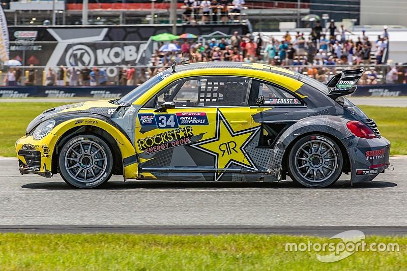 Andretti Rallycross report: Race two at Daytona