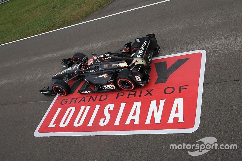 Le GP de Louisiane menacé par une action en justice d'Andretti