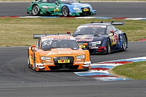 DTM Preview 'Heavy' task for Audi at the Norisring