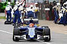 Nasr acha cedo mas não descarta interesse de correr na Williams