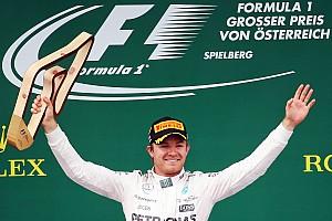 Formule 1 Actualités Coulthard - Rosberg s'est comporté en champion