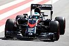 В McLaren успешно протестировали короткий носовой обтекатель