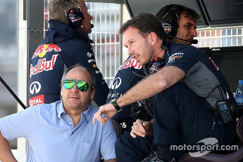 Хорнер: Я верен Red Bull