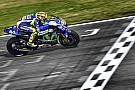 Rossi con la pole position
