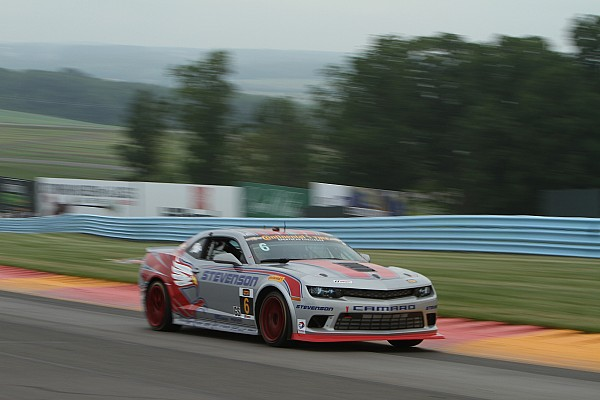 Chevrolet, Mazda prevail in wet Watkins Glen CTSC race